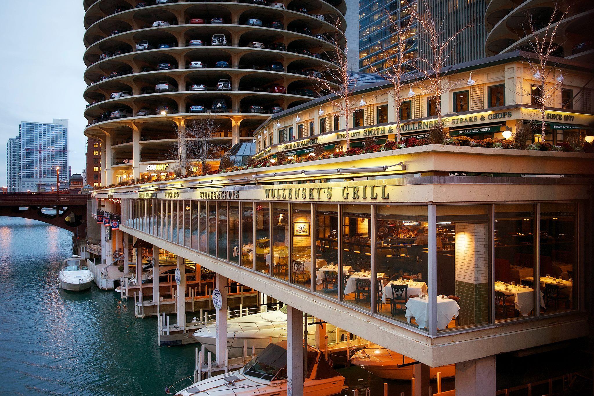 Chicago escorts restaurant guide